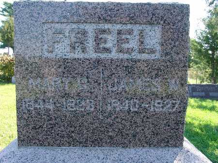 FREEL, MARY C - Warren County, Iowa | MARY C FREEL