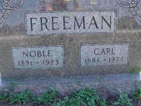 FREEMAN, CARL - Warren County, Iowa | CARL FREEMAN