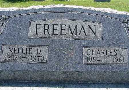 FREEMAN, CHARLES J. - Warren County, Iowa | CHARLES J. FREEMAN