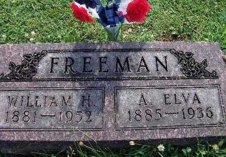 FREEMAN, WILLIAM H. - Warren County, Iowa | WILLIAM H. FREEMAN