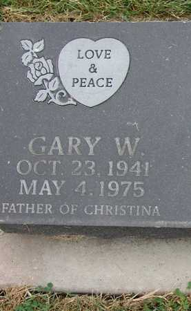 FRY, GARY W. - Warren County, Iowa | GARY W. FRY