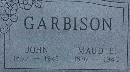 GARBISON, JOHN - Warren County, Iowa | JOHN GARBISON