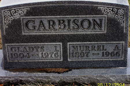 GARBISON, MURREL A. AND GLADYS I. - Warren County, Iowa | MURREL A. AND GLADYS I. GARBISON