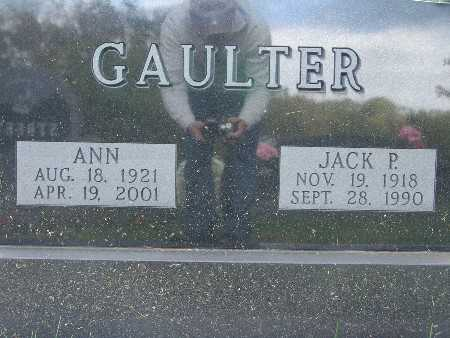 GAULTER, ANN - Warren County, Iowa | ANN GAULTER