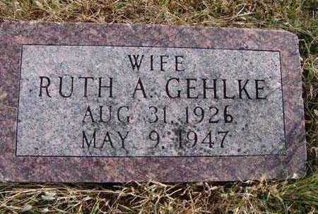GEHLKE, RUTH - Warren County, Iowa | RUTH GEHLKE