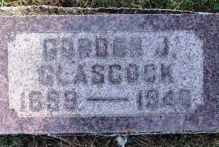 GLASCOCK, GORDON J. - Warren County, Iowa | GORDON J. GLASCOCK