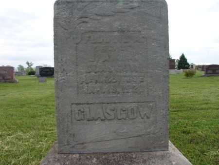 GLASGOW, FLOSSIE - Warren County, Iowa | FLOSSIE GLASGOW