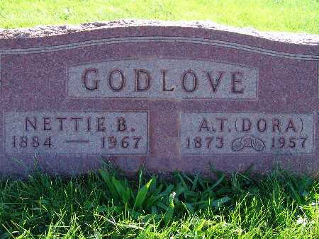 GODLOVE, A. T. - Warren County, Iowa | A. T. GODLOVE