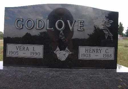 GODLOVE, VERA I. - Warren County, Iowa | VERA I. GODLOVE