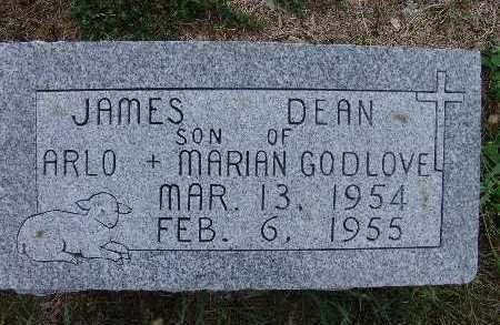 GODLOVE, JAMES DEAN - Warren County, Iowa | JAMES DEAN GODLOVE