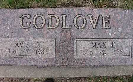 RANKIN GODLOVE, AVIS D. - Warren County, Iowa | AVIS D. RANKIN GODLOVE