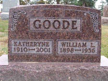GOODE, KATHERYNE - Warren County, Iowa | KATHERYNE GOODE