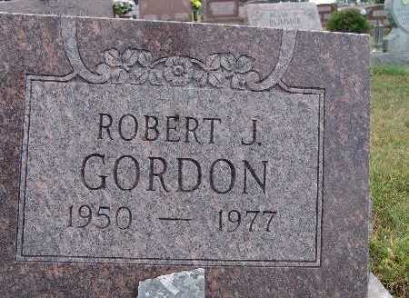 GORDON, ROBERT J. - Warren County, Iowa | ROBERT J. GORDON