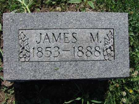 GOSS, JAMES M. - Warren County, Iowa | JAMES M. GOSS