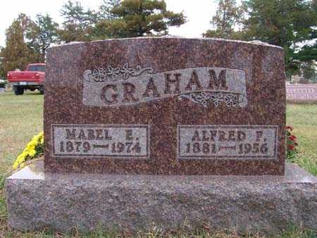 GRAHAM, ALFRED F. - Warren County, Iowa | ALFRED F. GRAHAM
