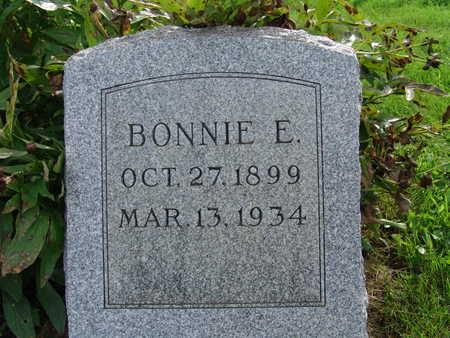 GRAHAM, BONNIE E - Warren County, Iowa | BONNIE E GRAHAM