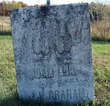 GRAHAM, JULIA ANN - Warren County, Iowa | JULIA ANN GRAHAM