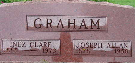 GRAHAM, JOSEPH ALLAN - Warren County, Iowa | JOSEPH ALLAN GRAHAM