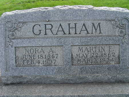 GRAHAM, MARTIN E - Warren County, Iowa | MARTIN E GRAHAM
