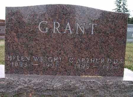 GRANT, HELEN WRIGHT - Warren County, Iowa | HELEN WRIGHT GRANT