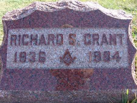 GRANT, RICHARD S. - Warren County, Iowa | RICHARD S. GRANT