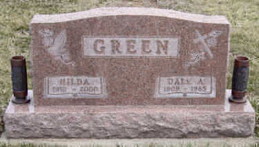 GREEN, HILDA - Warren County, Iowa | HILDA GREEN