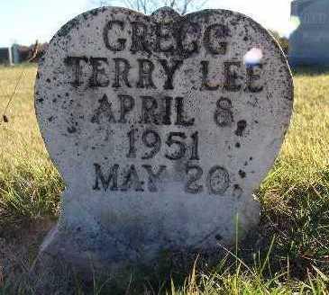 GREGG, TERRY LEE - Warren County, Iowa | TERRY LEE GREGG