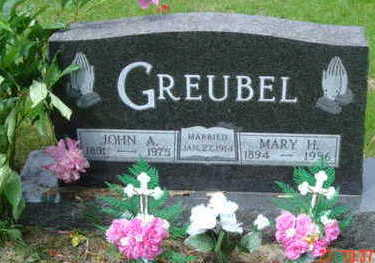 GREUBEL, MARY H - Warren County, Iowa | MARY H GREUBEL