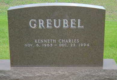 GREUBEL, KENNETH CHARLES - Warren County, Iowa | KENNETH CHARLES GREUBEL