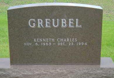 GREUBEL, KENNETH CHARLES - Warren County, Iowa | KENNETH CHARLES GREUBEL
