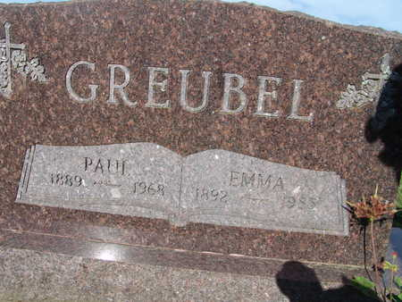 GREUBEL, PAUL - Warren County, Iowa | PAUL GREUBEL