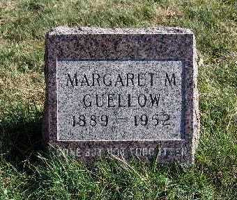 GUELLOW, MARGARET M. - Warren County, Iowa | MARGARET M. GUELLOW