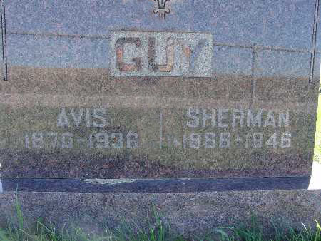 GUY, SHERMAN - Warren County, Iowa | SHERMAN GUY