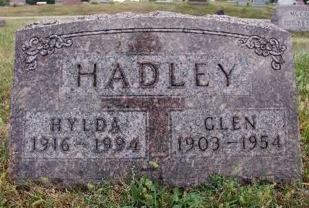 HADLEY, GLEN - Warren County, Iowa | GLEN HADLEY