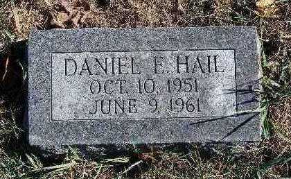 HAIL, DANIEL E. - Warren County, Iowa | DANIEL E. HAIL