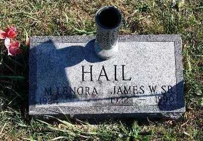 HAIL, JAMES W. SR. - Warren County, Iowa | JAMES W. SR. HAIL