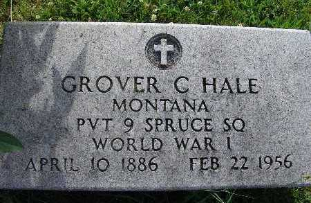 HALE, GROVER C. - Warren County, Iowa | GROVER C. HALE