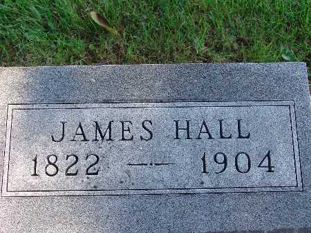HALL, JAMES - Warren County, Iowa | JAMES HALL