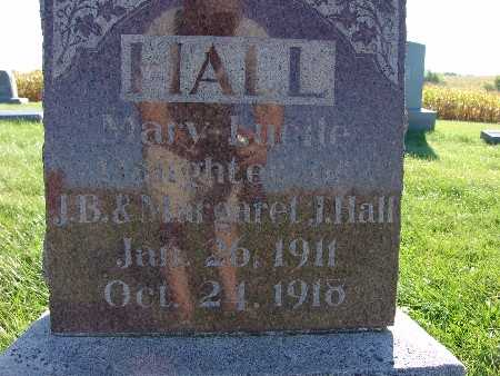 HALL, MARY LUCILE - Warren County, Iowa | MARY LUCILE HALL