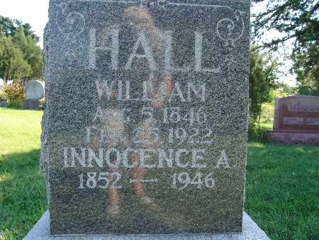 HALL, WILLIAM - Warren County, Iowa | WILLIAM HALL