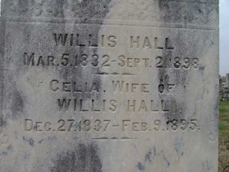 HALL, WILLIS - Warren County, Iowa | WILLIS HALL