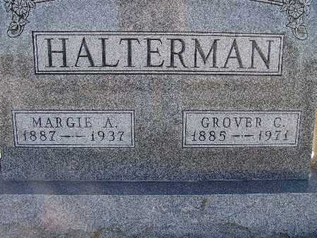 HALTERMAN, GROVER C. - Warren County, Iowa | GROVER C. HALTERMAN