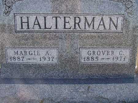 HALTERMAN, MARGIE A. - Warren County, Iowa | MARGIE A. HALTERMAN