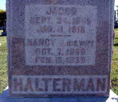 HALTERMAN, JACOB - Warren County, Iowa | JACOB HALTERMAN