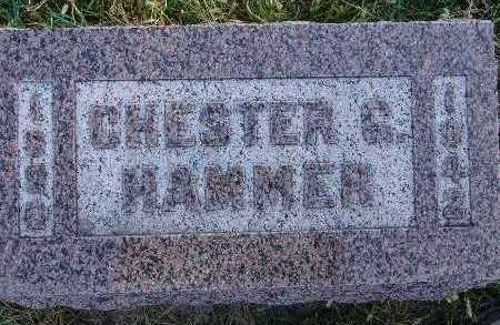HAMMER, CHESTER G. - Warren County, Iowa | CHESTER G. HAMMER