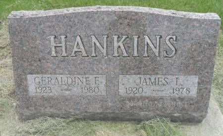 HANKINS, JAMES L - Warren County, Iowa | JAMES L HANKINS