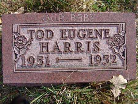 HARRIS, TOD EUGENE - Warren County, Iowa | TOD EUGENE HARRIS