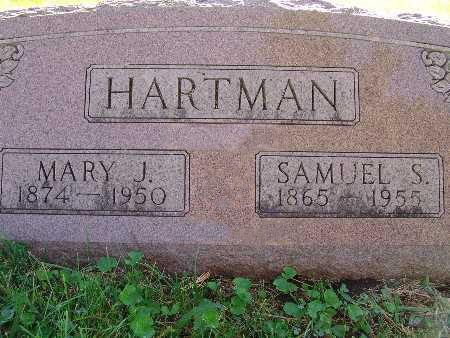 HARTMAN, SAMUEL S. - Warren County, Iowa | SAMUEL S. HARTMAN