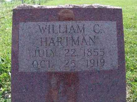 HARTMAN, WILLIAM C. - Warren County, Iowa | WILLIAM C. HARTMAN