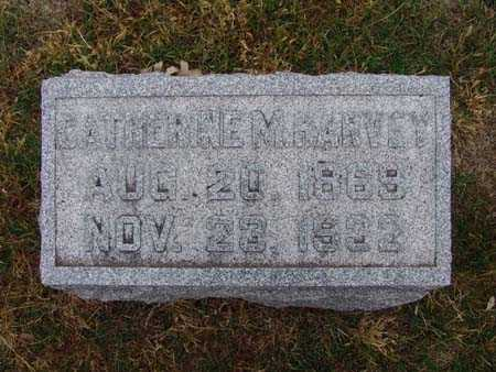 HARVEY, CATHERINE M. - Warren County, Iowa | CATHERINE M. HARVEY